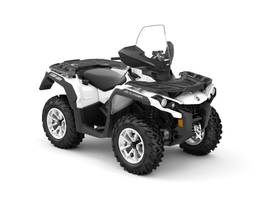 Can-Am Outlander™ North Edition 650 2018
