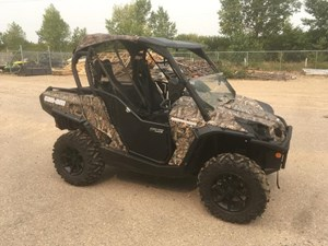 Can-Am Commander™ XT™ 1000 Mossy Oak Break-up C 2017