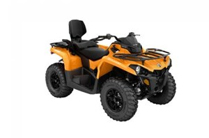 Can-Am OUTLANDER MAX DPS 450 2018