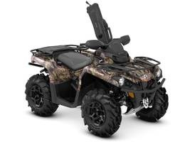 Can-Am Outlander™ Mossy Oak Hunting Edition 570 2019