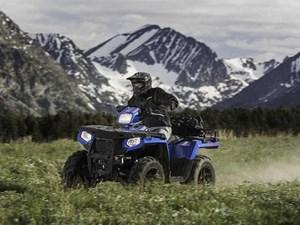 Polaris SPORTSMAN 570 SP RADAR BLUE / 35$/sem 2018