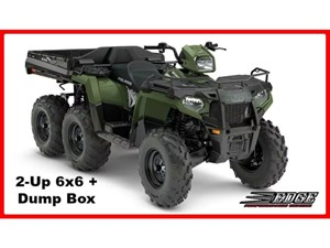 Polaris Sportsman Big Boss 6x6 570 EPS 2018
