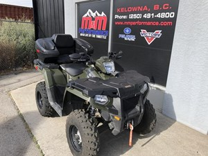Polaris Sportsman® 570 EPS Sage Green 2015