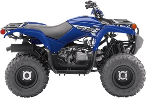 Yamaha Grizzly 90 2018