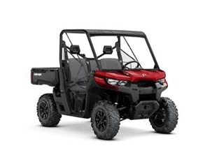Can-Am Defender DPS™ HD8 Intense Red 2019