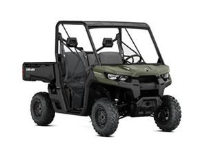 Can-Am Defender HD8 Convenience Package 2017