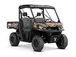 Can-Am Defender XT™ HD10 Mossy Oak Break-Up Cou 2018