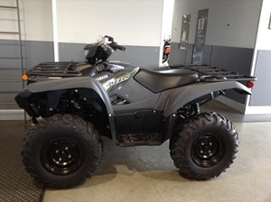 Yamaha Grizzly EPS Dark gray 2019