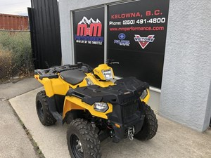 Polaris Sportsman® 570 Yellow 2016