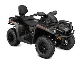 Can-Am Outlander™ MAX XT™ 570 Pure Magnesium Me 2017