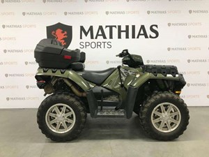 Polaris sportsman 850 xp 2010