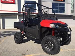 Honda Pioneer 700 2019