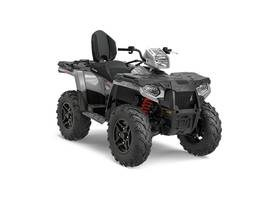 Polaris Sportsman® Touring 570 SP Turbo Silver 2018