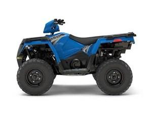 Polaris Sportsman® 450 H.O. Velocity Blue 2018