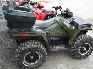 Polaris Sportsman 570 2014