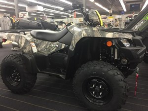 Suzuki KingQuad 750AXi Power Steering Camo 2018