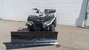 Polaris Sportsman® 450 H.O. Utility Edition Ghos 2018
