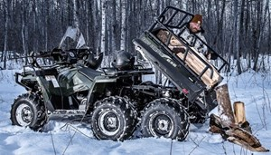 Polaris Sportsman® 6x6 2018