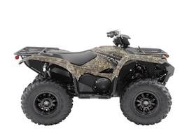 Yamaha Grizzly EPS Real Tree - Edge Camouflage 2019