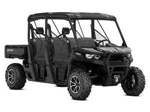 Can-Am Defender Max Lone Star HD10 2018