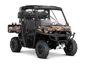 Can-Am Defender Mossy Oak Hunting Edition HD10 2018