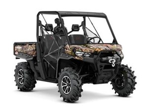 Can-Am Defender X™ mr HD10 Mossy Oak Break-Up Country Cam 2018