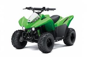Kawasaki KFX 50 2016
