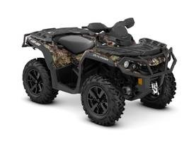 Can-Am Outlander™ XT™ 850 Mossy Oak Break-up Co 2019