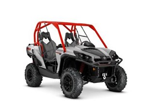 Can-Am Commander™ XT™ 800R Brushed Aluminum & C 2018