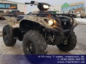 Yamaha Grizzly EPS SE 2018 New ATV for Sale in Rosetown