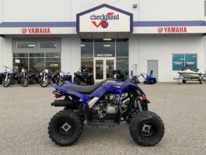 2021 Yamaha Raptor 90