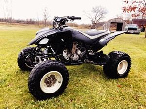 Yamaha YFZ450R 2012