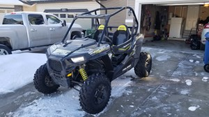 Polaris RZR S 900 EPS 2017