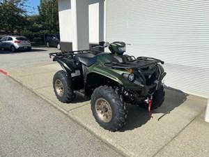 2021 Yamaha Kodiak 700 EPS SE Covert Green YF70KPSMG