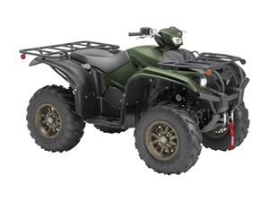 2021 Yamaha Kodiak 700 EPS SE Covert Green