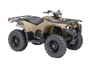 2021 Yamaha Kodiak 450 EPS Fall Beige With Realtree
