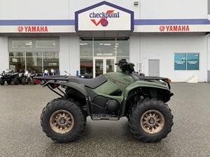 2021 Yamaha KOdiak 700 se