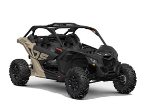 2021 Can-Am Maverick X3 DS Turbo Desert Tan & Carbon