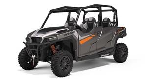 2021 Polaris GENERAL 4 1000 Premium Titanium Metallic