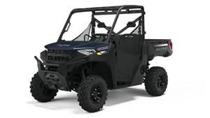 2021 Polaris RANGER 1000 Premium Steel Blue Metallic