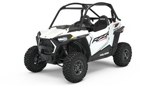 2021 Polaris RZR Trail S 900 Sport White Lightning