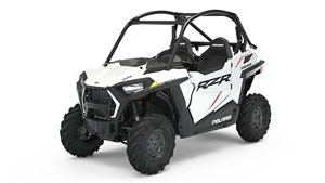 2021 Polaris RZR Trail Sport White Lightning