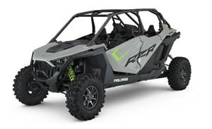 2021 Polaris RZR PRO XP 4 Sport Ghost Gray