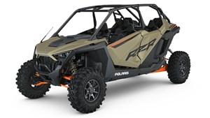 2021 Polaris RZR PRO XP 4 Premium Matte Sands Metallic