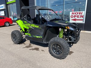 2017 Arctic Cat WILDCAT SPORT 700 XT