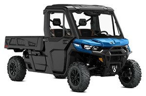 2021 Can-Am DEFENDER PRO LIMITED CAB HD10