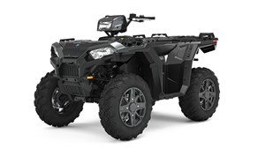 2021 Polaris Sportsman XP 1000 Trail Stealth Gray