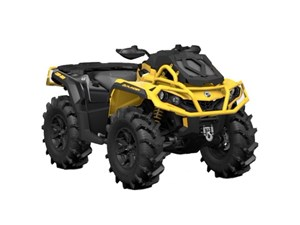 2021 Can-Am Outlander X mr 850 Neo Yellow & Black