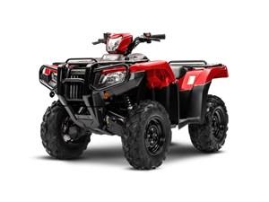 2021 Honda TRX520 Rubicon DCT IRS EPS