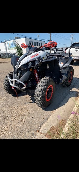 Can-Am Renegade 1000xxc 2017